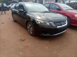 Honda Accord 2016 Black | Cars for sale in Lagos State, Abule Egba