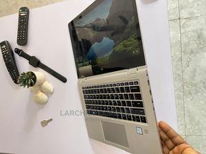 Laptop HP Pavilion 13 X360 8GB Intel Core I5 SSD 256GB   Laptops & Computers for sale in Lagos State, Lekki