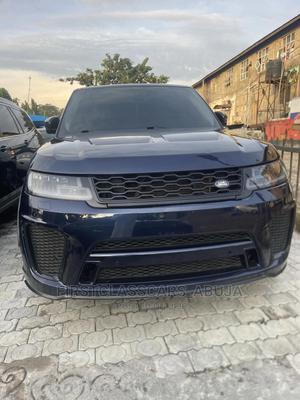 Land Rover Range Rover Sport 2015 Black | Cars for sale in Abuja (FCT) State, Garki 1