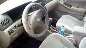 Toyota Corolla 2003 Sedan Automatic Blue | Cars for sale in Lagos State, Ipaja