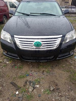 Toyota Avalon 2007 Limited Black | Cars for sale in Lagos State, Amuwo-Odofin