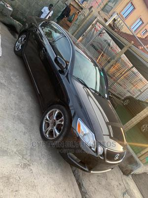 Lexus GS 2007 350 Black | Cars for sale in Lagos State, Agege