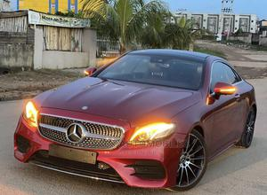 Mercedes-Benz E400 2017 Purple   Cars for sale in Abuja (FCT) State, Asokoro