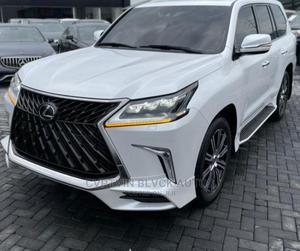 Lexus LX 2020 White   Cars for sale in Lagos State, Lagos Island (Eko)