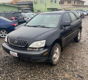 Lexus RX 2002 300 2WD Green | Cars for sale in Lagos State, Ogba