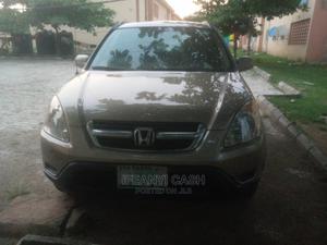 Honda CR-V 2004 Gold | Cars for sale in Abuja (FCT) State, Gwarinpa