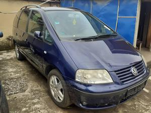Volkswagen Sharan 2000 Automatic Blue | Cars for sale in Lagos State, Ipaja