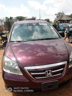 Honda Odyssey 2008 2.4 2WD Brown   Cars for sale in Abuja (FCT) State, Kubwa