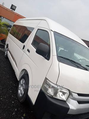 Toyota Hiace 2012 White | Buses & Microbuses for sale in Lagos State, Ikeja