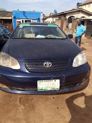Toyota Corolla 2003 Sedan Blue   Cars for sale in Lagos State, Ikorodu