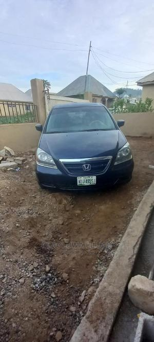 Honda Odyssey 2008 Blue   Cars for sale in Abuja (FCT) State, Kubwa