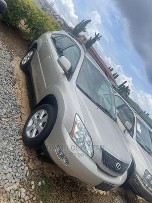 Lexus RX 2008 350 Gold | Cars for sale in Ondo State, Akure