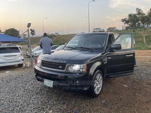 Land Rover Range Rover Sport 2010 HSE 4x4 (5.0L 8cyl 6A) Black | Cars for sale in Abuja (FCT) State, Gwarinpa