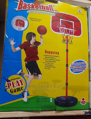 Basket Ball Set | Toys for sale in Lagos State, Isolo