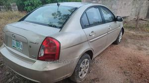 Hyundai Accent 2009 1.6 GLS Beige   Cars for sale in Lagos State, Gbagada