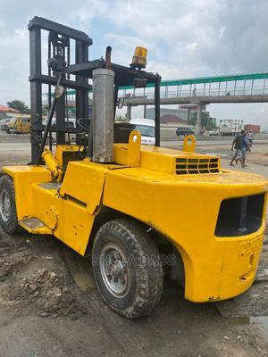 7 Tons Clark Forklift   Heavy Equipment for sale in Lagos State, Oshodi