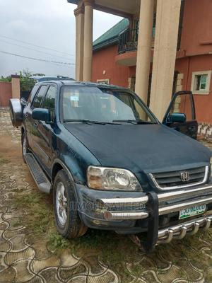 Honda CR-V 2000 2.0 4WD Automatic Green | Cars for sale in Lagos State, Ikorodu