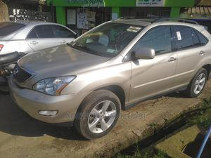 Lexus RX 2007 350 Gold | Cars for sale in Lagos State, Kosofe