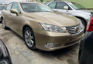 Lexus ES 2010 350 Gold   Cars for sale in Lagos State, Ogba