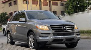 Mercedes-Benz M Class 2013 ML 350 4Matic Gray   Cars for sale in Abuja (FCT) State, Asokoro