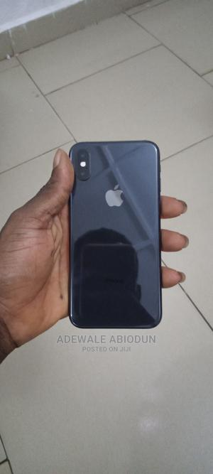 Apple iPhone XS 64 GB Black   Mobile Phones for sale in Lagos State, Alimosho