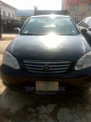 Toyota Corolla 2003 Sedan Automatic Black | Cars for sale in Lagos State, Ojodu