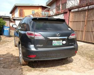 Lexus RX 2010 350 Gray | Cars for sale in Lagos State, Ogba