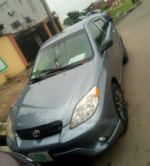 Toyota Matrix 2005 Gray | Cars for sale in Lagos State, Ikeja