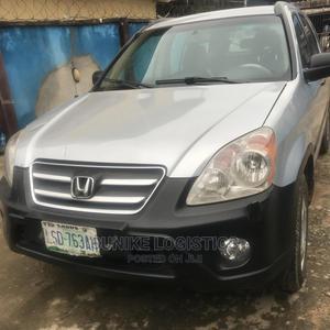 Honda CR-V 2006 Silver   Cars for sale in Lagos State, Ikotun/Igando