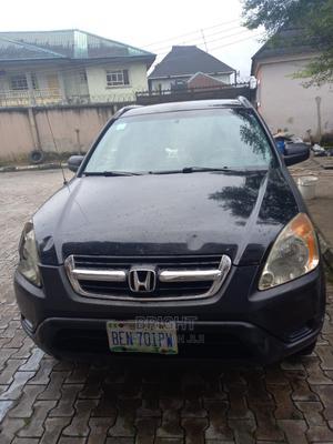 Honda CR-V 2004 Black | Cars for sale in Rivers State, Obio-Akpor