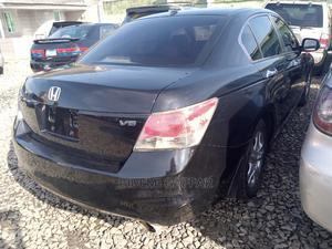 Honda Accord 2009 Black | Cars for sale in Lagos State, Ikeja