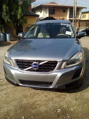 Volvo XC60 2012 3.2 Premier AWD Silver | Cars for sale in Lagos State, Surulere