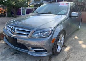 Mercedes-Benz C300 2011 Gray   Cars for sale in Lagos State, Agege