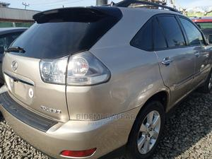 Lexus RX 2007 Gold | Cars for sale in Lagos State, Ikeja