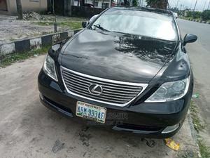 Lexus LS 2008 460 Black | Cars for sale in Rivers State, Obio-Akpor