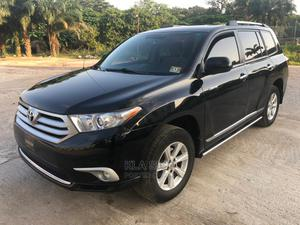 Toyota Highlander 2011 Black   Cars for sale in Abuja (FCT) State, Central Business District