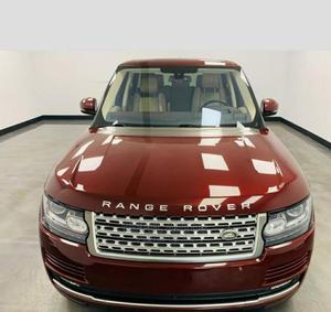 Land Rover Range Rover Sport 2016 Red | Cars for sale in Lagos State, Ikeja