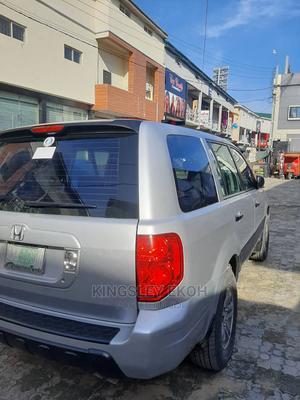 Honda Pilot 2005 EX 4x4 (3.5L 6cyl 5A) Gray | Cars for sale in Lagos State, Amuwo-Odofin