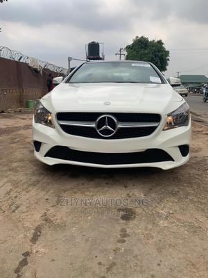 Mercedes-Benz CLA-Class 2016 Base CLA 250 AWD 4MATIC White | Cars for sale in Lagos State, Agege
