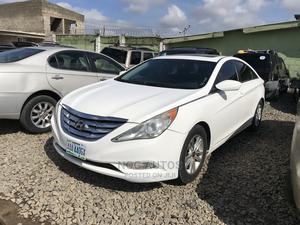 Hyundai Sonata 2011 White | Cars for sale in Lagos State, Agege