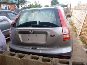 Honda CR-V 2007 2.0i Automatic Blue   Cars for sale in Lagos State, Ojodu