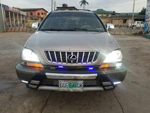 Lexus RX 2000 300 2WD Gold   Cars for sale in Lagos State, Agege