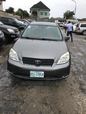 Toyota Matrix 2006 Gray | Cars for sale in Lagos State, Amuwo-Odofin