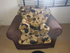 3 Sitters Chair, One Single and a Center Table   Furniture for sale in Lagos State, Agege