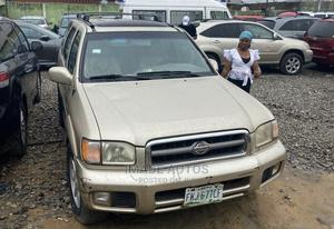 Nissan Pathfinder 2002 Gold | Cars for sale in Lagos State, Agege