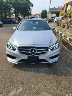 Mercedes-Benz E350 2014 Silver   Cars for sale in Abuja (FCT) State, Wuse 2