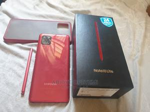 Samsung Galaxy Note 10 Lite 128 GB Red | Mobile Phones for sale in Oyo State, Ibadan