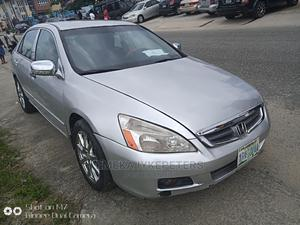 Honda Accord 2004 Silver   Cars for sale in Rivers State, Port-Harcourt
