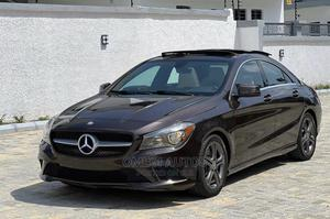 Mercedes-Benz CLA-Class 2015 Brown | Cars for sale in Lagos State, Lekki