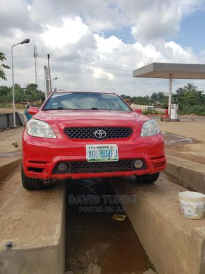 Toyota Matrix 2004 Red   Cars for sale in Oyo State, Egbeda